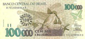 100 000 крyзeйрo Брaзилия