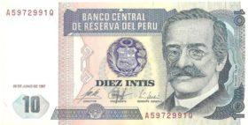 10 cоль Перу