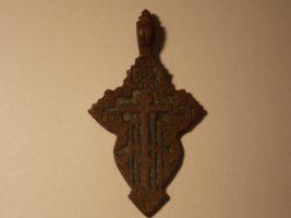 Крест лепесток