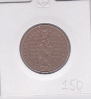 10 франков 1987 года