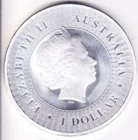 1 доллар 2017 год Австралия UNC