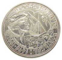 1000 эскудо 2001 г. «500-летие смерти Жуана II Совершенного»