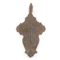 Крестик-листок