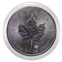 Канада. 5 долларов 2018 г. «Кленовый лист»