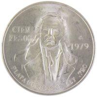 Мексика. 100 песо 1979 г.