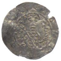 Денарий. Утрехт, епископ Вильгельм 1054-1076 г.