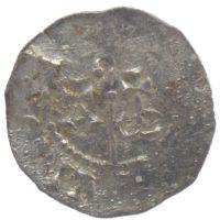Денарий. Фризия. Девентер , Генрих II 1002-1024 г.