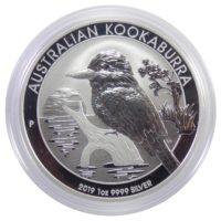 Австралия. 1 доллар 2019 г. «Кукабара»