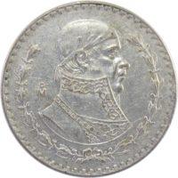 Мексика. 1 песо 1967 г.