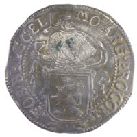 Нидерланды. 1 левендалер 1651 г.
