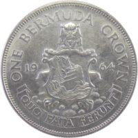 Бермуды. 1 крона 1964 г.