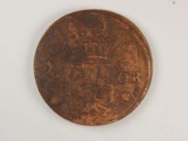 четверть эре 1634 года