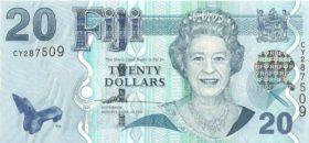 20 долларов Фиджи
