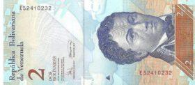 2 боливара Венесуэла