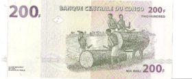200 Франков Конго