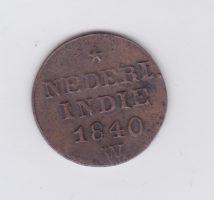 1 цент 1840 года Нидерландская Индия