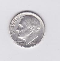 1 дайм 1961 года Рузвельт