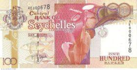 100 рупий Сейшельские Острова