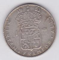 1 крона 1953 года