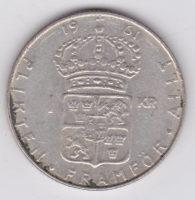 1 крона 1961 года