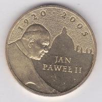 2 злoтыx 2005 года Папа Иоанн Павел II