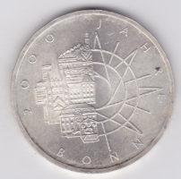 10 марок 1989 года