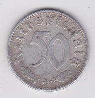50 пфеннигов 1940 года