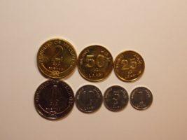 Набор монет 2012 года Мальдивы