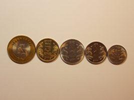 Набор монет 2009 года Индия