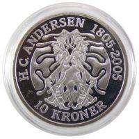 Дания. 10 крон 2006 г. «Сказка-Тень»