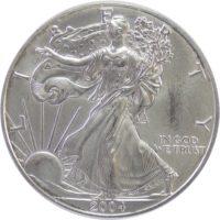 1 доллар 2004 г. «Шагающая свобода»