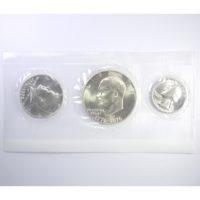 """США. Набор монет 1976 г. """"200 лет независимости США"""""""