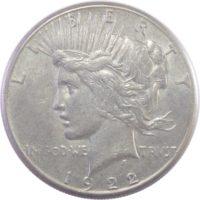 США. 1 доллар 1922 г.