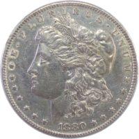 США. 1 доллар 1880 г.