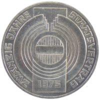"""Австрия . 100 шиллингов 1975 г. """"20 лет декларации о независимости Австрии"""""""